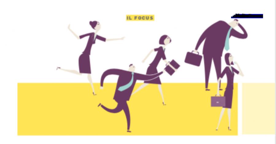 Il Messaggero: Senza lavoro ripartire è un'impresa