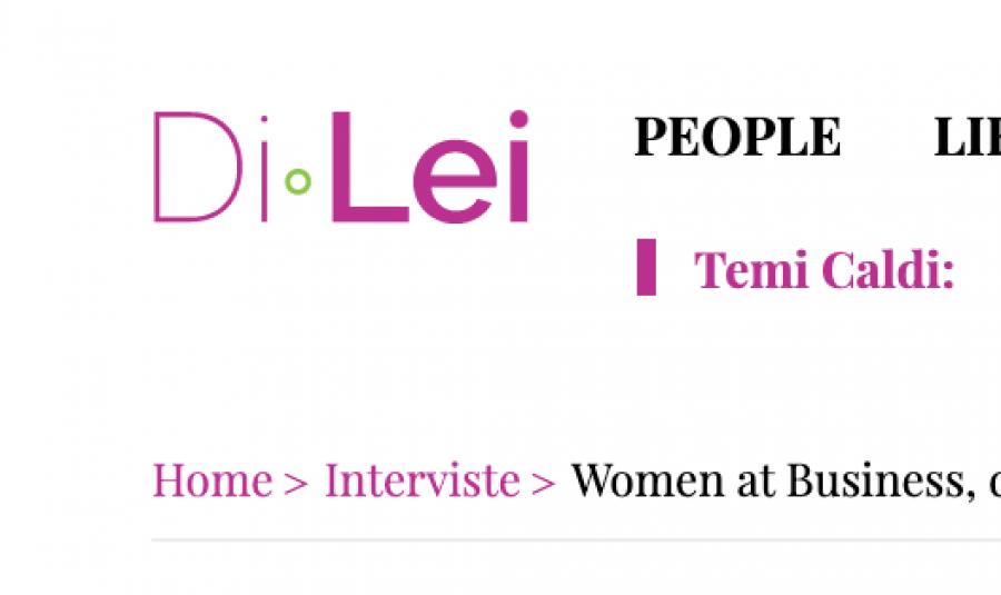 Dilei.it Women at Business, dove donne e aziende si incontrano