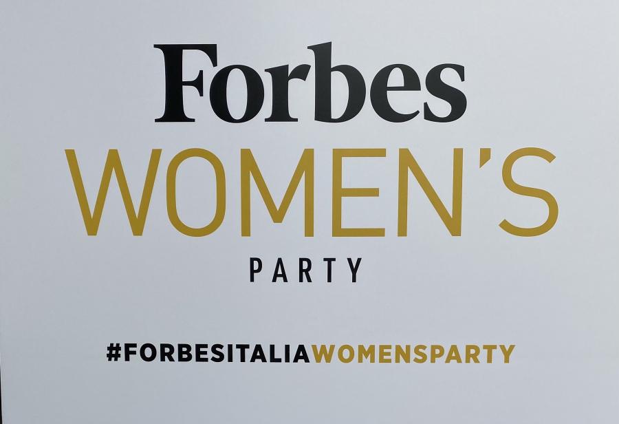revenews.it Forbes Women's Party: una serata dedicata alle 100 donne selezionate da Forbes